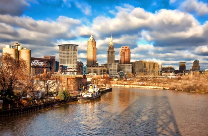 Cleveland-city-skyline