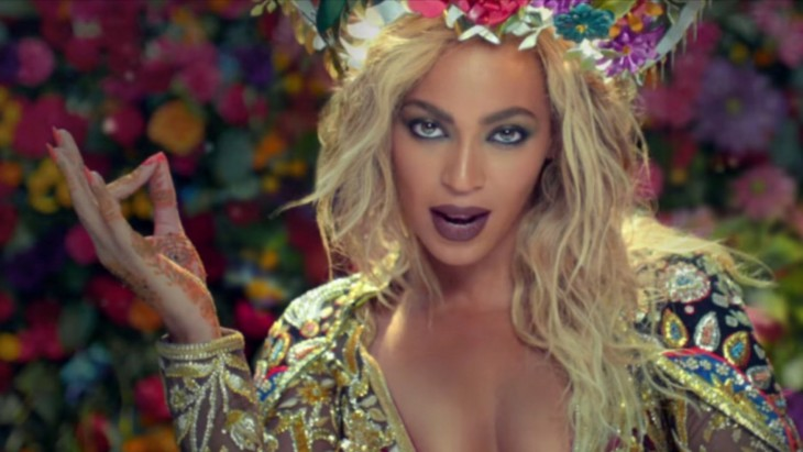 Beyonce's video, is it I've heard a lot about the new Coldplay/Beyonce video, Hymn For The Weekend, particuarly the controversy surrounding Beyonce's role in the video, and whether it is cultural appropriation?